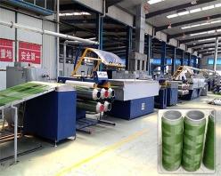 PET/PP/PE塑料拉丝生产线(扁丝)